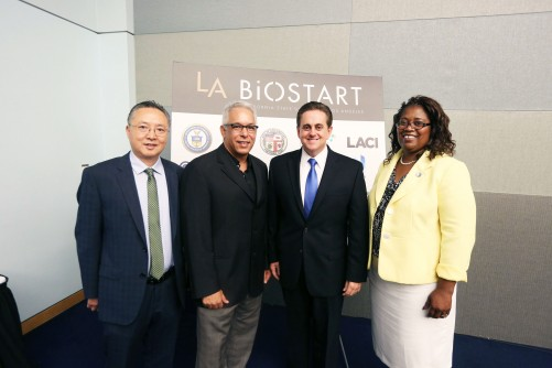 Newswise: Bioscience Entrepreneurs, Investors Connect at Cal State LA for First Look L.A. 2017