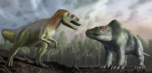 Newswise: World's 'First Named Dinosaur' Reveals New Teeth with Scanning Tech