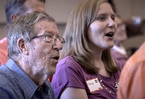 Newswise: Trembling Tenors: Choir Helps People with Parkinson's Disease Battle Destructive Effects to Muscles, Brain, Voice