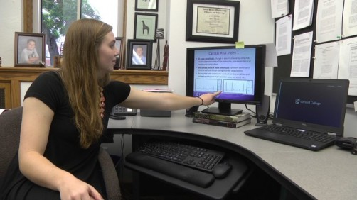 Newswise: Psychology Research Team Analyzes Online Prevention Project