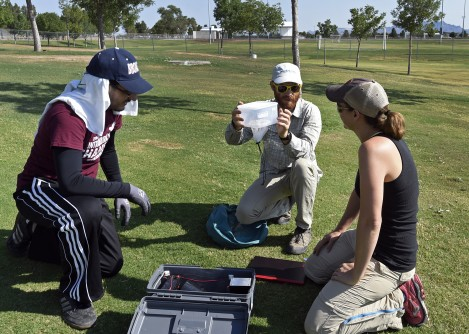 Newswise: Professors Expand Project to Map Zika Mosquitoes Across Southern New Mexico