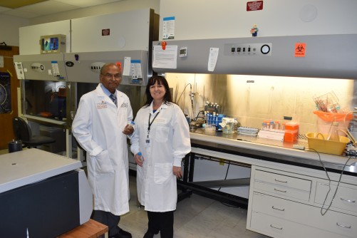 Newswise: Texas Biomed Part of Team Receiving Five-Year, $4.4 Million NIH Grant for Novel TB Vaccine Testing