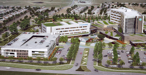 Newswise: Texas Health, UT Southwestern kick off new health care campus in Collin County