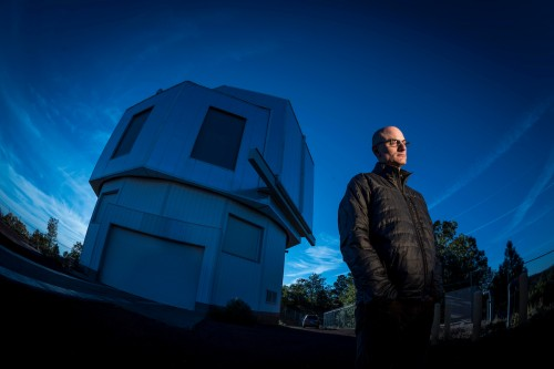 Astronomer's Study