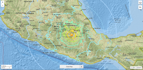 Newswise: Mexico City Earthquake: UM Experts Available to Discuss
