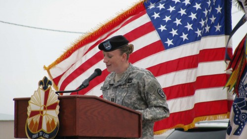 Newswise: Improving Military Readiness Through Nutrition