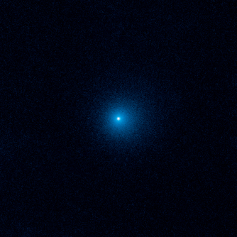 Newswise: NASA's Hubble Observes the Farthest Active Inbound Comet Yet Seen