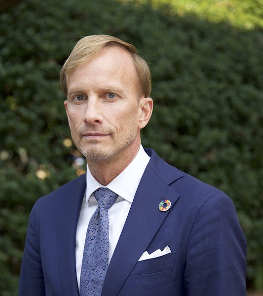 Georgetown's Mark Dybul, MD, has been elected to the National Academy of Medicine