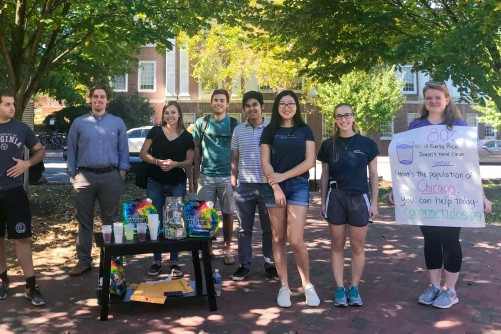 Newswise: Making a Difference: UVA Community Is Giving Back in Wake of Natural Disasters