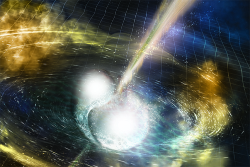 Newswise: Scientists Make First Detection of Gravitational Waves Produced by Colliding Neutron Stars