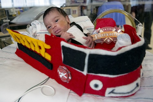 Newswise: No Tricks, Just Treats as Loyola's NICU Babies Celebrate Halloween