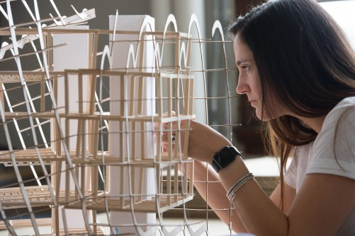 Newswise: Rensselaer Polytechnic Institute School of Architecture Ranks 13th in the Nation