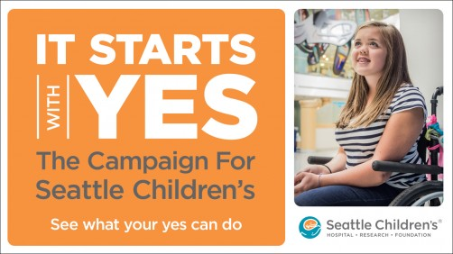 Newswise: Seattle Children's Launches $1 Billion Fundraising Campaign to Transform Children's Health