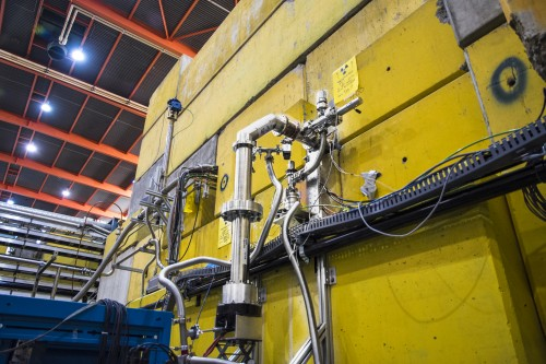 Newswise: TRIUMF's (Ultra)Cool Experiment Fires Up