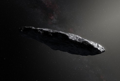 Newswise: Alien Object 'Oumuama Was a Natural Body Visiting From Another Solar System – Queen's University Scientists