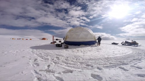 Newswise: Researchers Capture Oldest Ice Core Ever Drilled Outside the Polar Regions