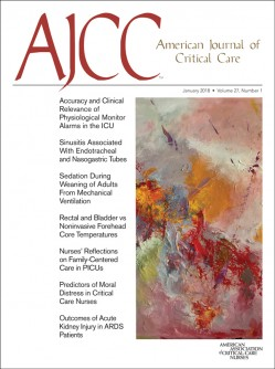 Newswise: Improving the Work Environment Could Reduce Moral Distress Among ICU Nurses