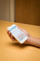 Newswise: Smartphone Case Offers Blood Glucose Monitoring on the Go
