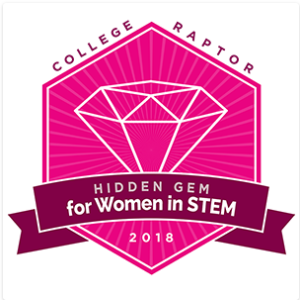Newswise: St. Mary's College of Maryland a Top 25 Hidden Gem for Women in STEM by CollegeRaptor.com