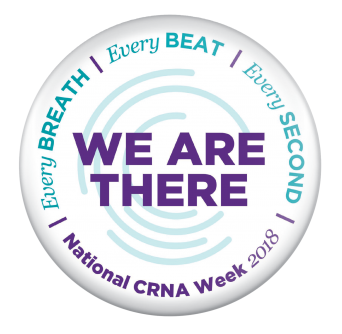 Newswise: Every Breath, Every Beat, Every Second: CRNAs Are There