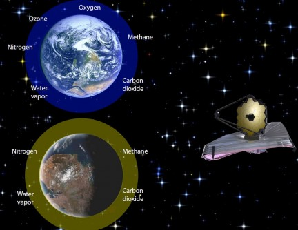 Newswise: A New 'Atmospheric Disequilibrium' Could Help Detect Life on Other Planets