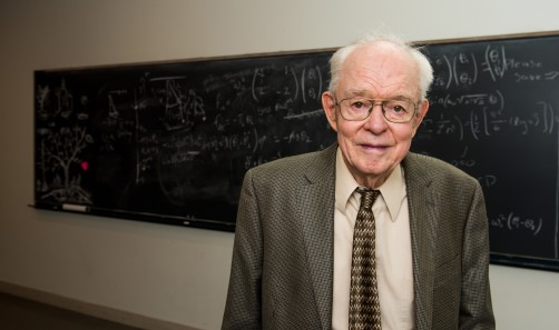 Newswise: American Physical Society Honors Prof. Eugene Parker's Lifetime of Physics Research
