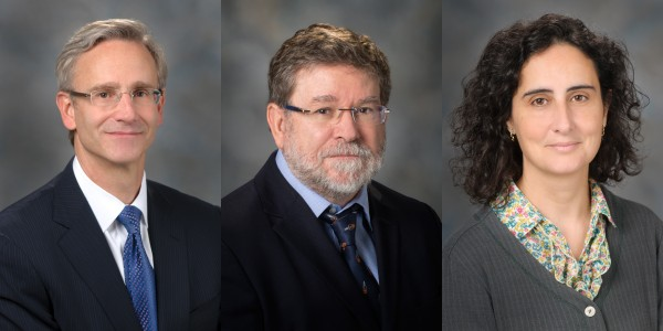 Frederick Lang, M.D.; Juan Fueyo, M.D.; and Candelaria Gomez-Manzano, M.D.