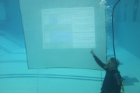 Newswise: Underwater Seminar To Be Held Under the Water