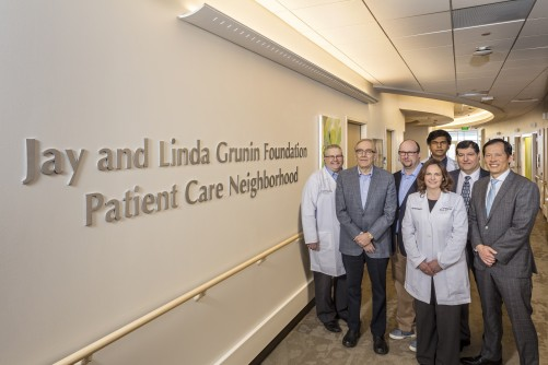 Newswise: Jay and Linda Grunin Foundation Supports Ocean Medical Center's New Residency Program through $1 Million Donation