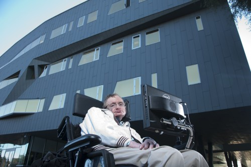 Newswise: Perimeter Institute Mourns the Passing of Friend and Colleague Stephen Hawking