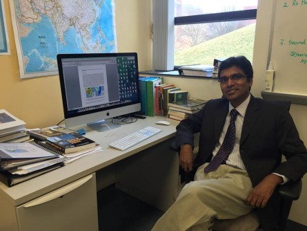 Newswise: WVU Geography Alumnus Receives National Outstanding Scientist Award