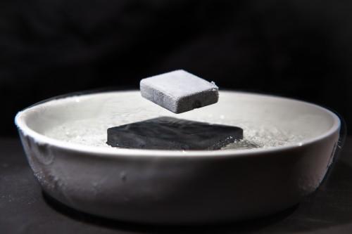 Weird Superconductor