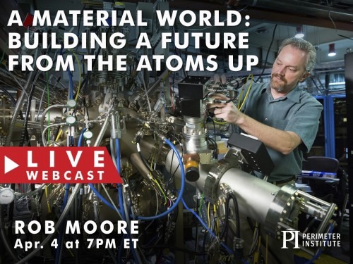 Newswise: Live Webcast to Explore How Physics Will Help Build the Future with Quantum Materials