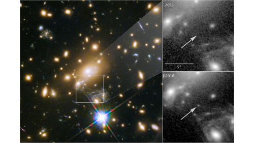 Hubble Uncovers