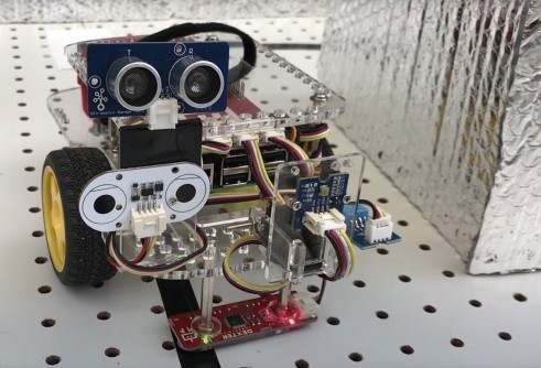Newswise: Robot Designed to Defend Factories Against Cyberthreats
