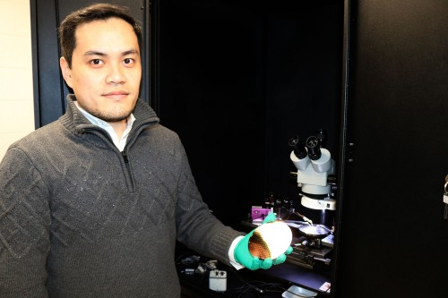 Newswise: Wayne State Professor Earns NSF CAREER Award to Improve Wireless Wearable Biosensors