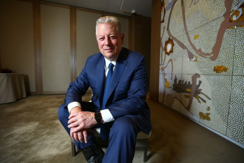 Newswise: Former Vice President Al Gore to Galvanize the Next Generation of Climate Change Leaders at Wellesley College