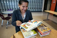 Newswise: Leading with a Love of Reading