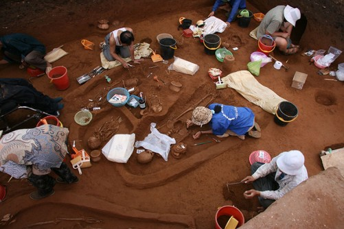 Newswise: Scientists Analyze First Ancient Human DNA From Southeast Asia