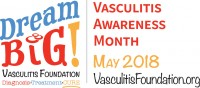 Newswise: Vasculitis Foundation Marks May 2018 as Vasculitis Awareness Month