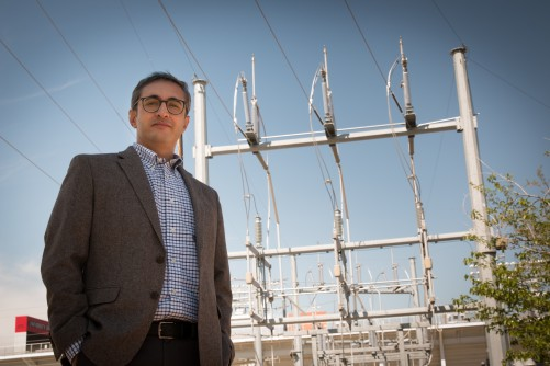 University of Utah electrical and computer engineering assistant professor Masood Parvania has received a $2 million grant from the Office of Naval Research to build a new laboratory and develop technology that would help communities get their power back online faster in the wake of a natural disaster or cyberattack.