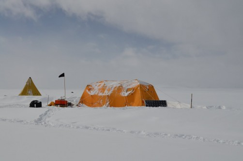 Newswise: A Promising Target in the Quest for a 1-Million-Year-Old Antarctic Ice Core