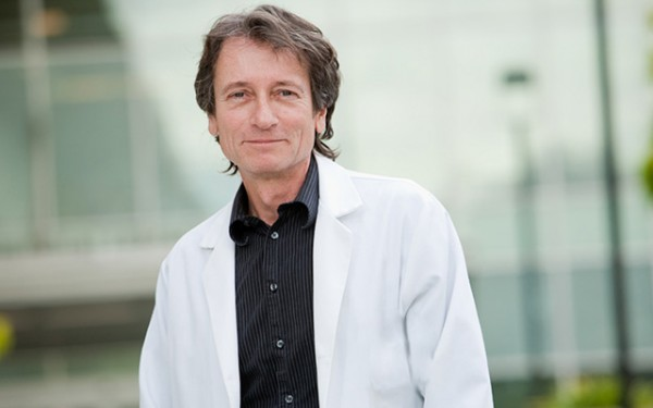 Mark Tuszynski, MD, PhD, professor of neuroscience and director of the UC San Diego Translational Neuroscience Institute.