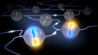 Newswise: Scientists Make First 'on Demand' Entanglement Link