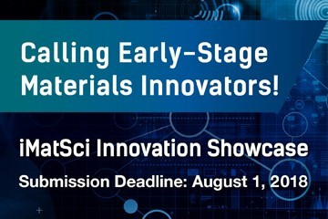 Newswise: Calling Early-Stage Materials Innovators!