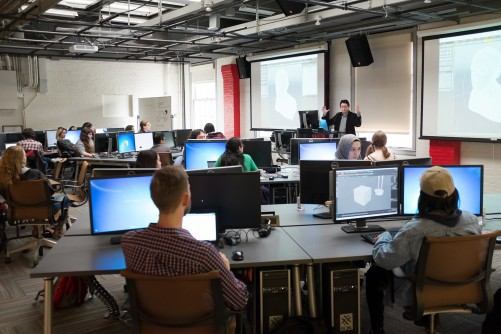 Newswise: Game Design Program Among Top 10 Nationwide
