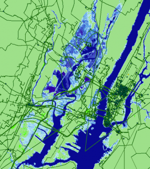 Newswise: Study Suggests Buried Internet Infrastructure at Risk as Sea Levels Rise