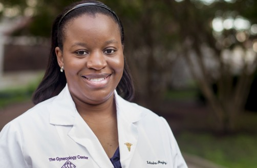 Newswise: Mercy's Dr. Latasha Murphy Discusses Diagnosis and Treatment of Uterine Fibroids