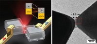 Newswise: Nanocrystals Emit Light by Efficiently 'Tunneling' Electrons