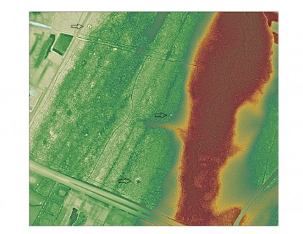 Newswise: Archaeologists Identify Ancient North American Mounds Using New Image Analysis Technique
